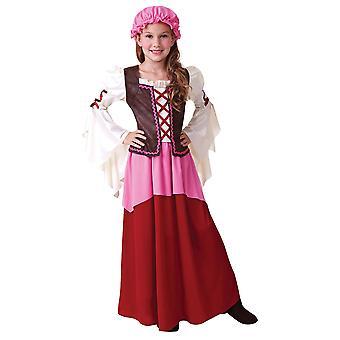 Bnov маленькой таверне девушка костюм