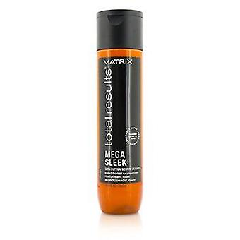 Matrix Total Results Mega Sleek Shea Butter Conditioner (For Smoothness) - 300ml/10.1oz