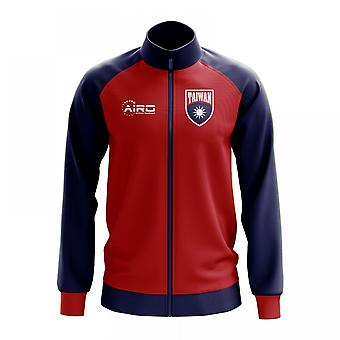 Taiwan Concept Football Track Jacket (Red)