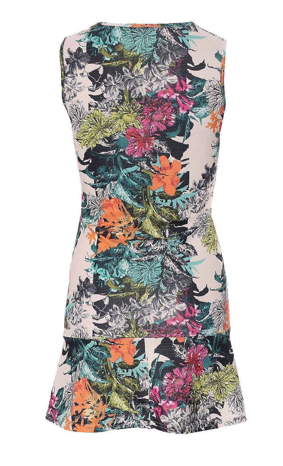 Waooh - Mode - Robe à fleurs -