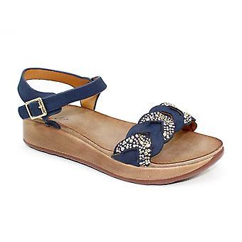 Lunar Cyrus Wedged Summer Sandal