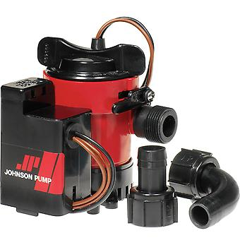 Johnson Pump 500GPH Auto Bilge Pump 3/4