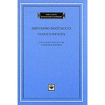 Mulheres famosas por Giovanni Boccaccio - Virginia Brown - 9780674003477 B