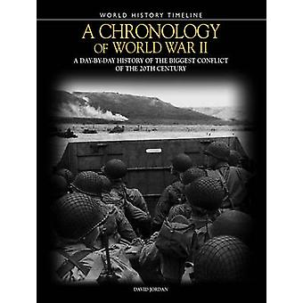 En kronologi av andra världskriget - en dag-för-dag-historia av den största kon