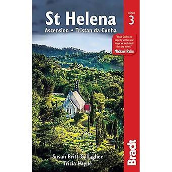 St. Helena - Ascension - Tristan da Cunha (3: e reviderade upplagan) av Tri