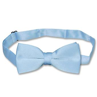 Covona BOY'S BOWTIE Solid Color Youth Bow Tie