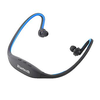 Bluetooth Headset-Sport Version-Simple Installation-Blue