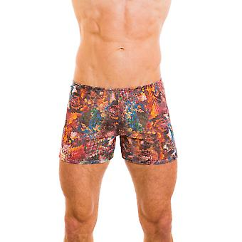 Kiniki Ramona Tan Through Swim Shorts Mens Swimwear