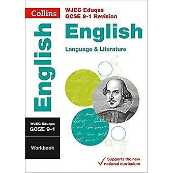 WJEC Eduqas GCSE 9-1 English Language and English Literature Workbook (Collins GCSE 9-1 Revision)� (Collins GCSE 9-1 Revision)