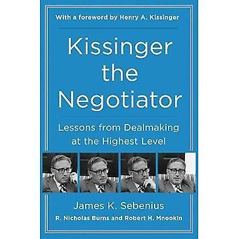 Kissinger, o negociador