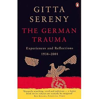 Niemiecki uraz: Doświadczenia i refleksje, 1938-1999 (Allen Lane historii)