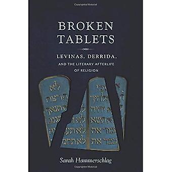 Rotti compresse: Levinas, Derrida e letteraria aldilà della religione