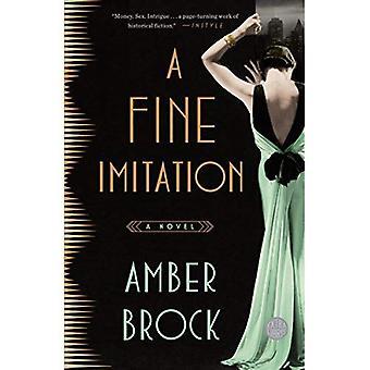Fine Imitation: A Novel