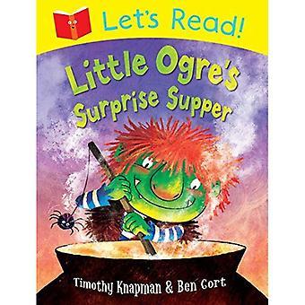 Nous allons lire! Souper Surprise du petit Ogre