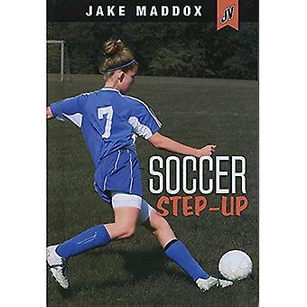Voetbal Step-Up (Jake Maddox Jv meisjes)