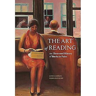 The Art of Reading: An Illustrated History of Books in Paint