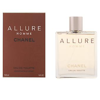 Chanel Allure Homme Edt Spray 50 Ml para hombres
