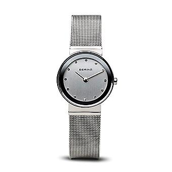 Bering 0126-000, brillant argent mens watch