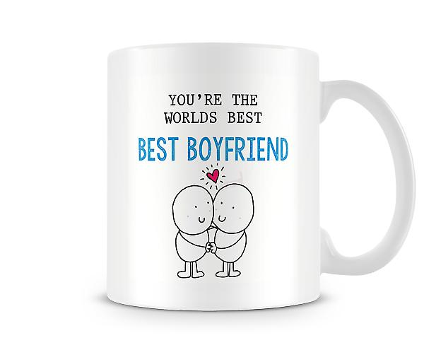 You're The Worlds Best Boyfriend Mug