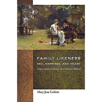 Familie portræt - Sex - ægteskab- og Incest fra Jane Austen til Virg