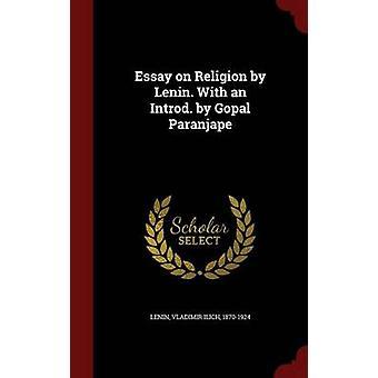 Essai sur la Religion par Lénine. Avec une Introd.. par Guillaume Perrin par Lénine & Vladimir Ilich