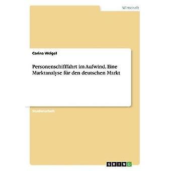 Personenschifffahrt im Aufwind. Eine Marktanalyse fr den deutschen Markt por Weigel & Carina