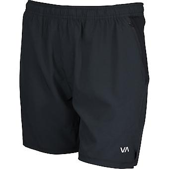 RVCA Mens VA Sport ATG Shorts - Black