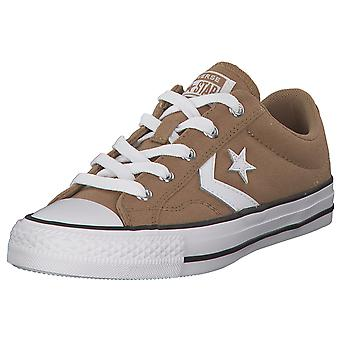 Converse Star Player  Low Sneaker Braun