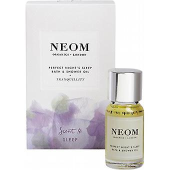 Neom Tranquility Perfect Nights Sleep Bath & Shower Oil Drops