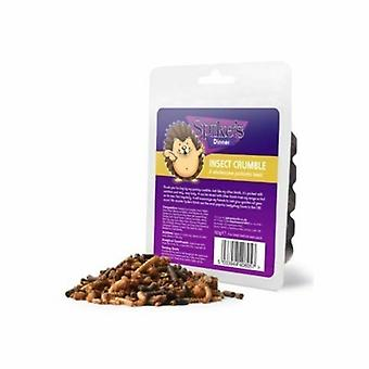 Spikes Insect Crumble Hedgehog Treats