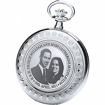 Royal London Limited Edition Royal Wedding Pocket Watch