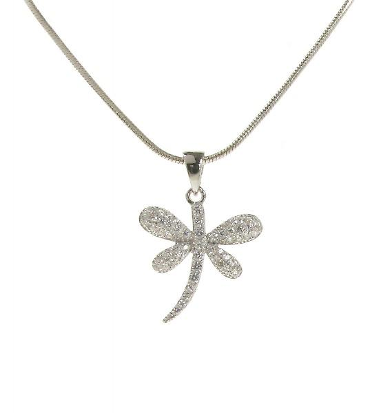 Cavendish French Dreamy Dragonfly Pendant