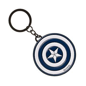Marvel Captain America: burgeroorlog sleutelhanger