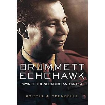 Brummett Echohawk - Pawnee Thunderbird and Artist by Kristin Youngbull