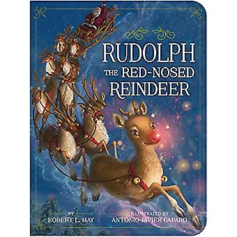 Rudolph the Red-Nosed Reindeer by Robert L May - 9781534400276 Book