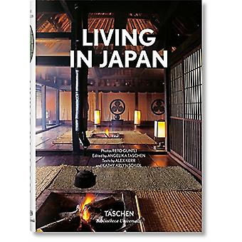 Bu Living In Japan - 9783836566315 Book