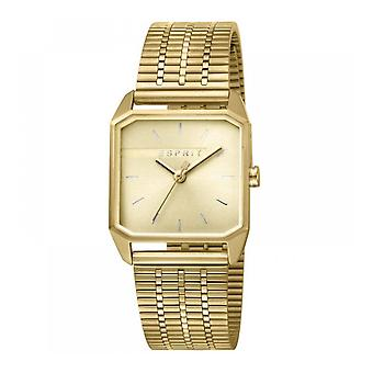 Esprit ES1L071M0025 Cube Ladies Gold Women's Watch