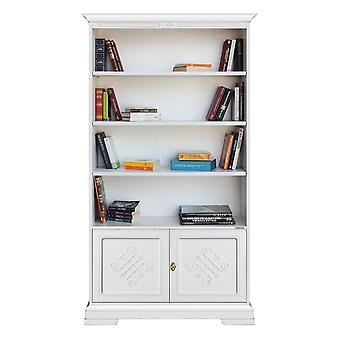 Bookcase 2 doors and compartments per day