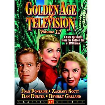Golden Age of Television: Vol. 12 [DVD] USA import