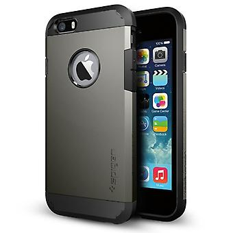 Spigen iPhone 6 and 6s (4.7) Case Tough Armor Series - Gunmetal