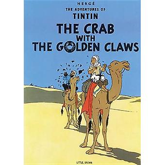 The Adventures of Tintin - The Crab with the Golden Claws by Herge Her