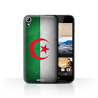 STUFF4 Case/Cover for HTC Desire 830/Algeria/Algerian/Flags