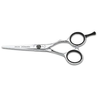 3 Claveles 5-inch Hairdressing Scissors Zircon