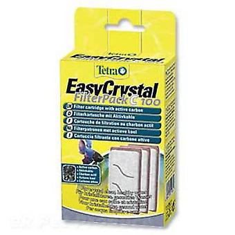Tetra EasyCrystal Filter Pack C 100 (Fish , Filters & Water Pumps , Filter Sponge/Foam)