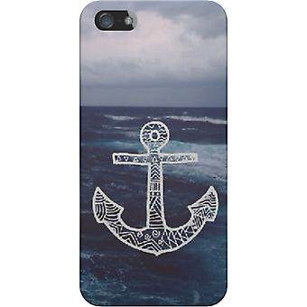Anchor sea cover for iPhone 5S/SE