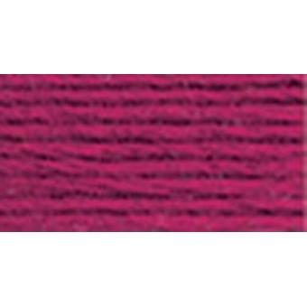 DMC Satin Floss 8.7yd-Black Currant 1008F-S915