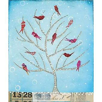 The Seasons IV Poster Print by Courtney Prahl