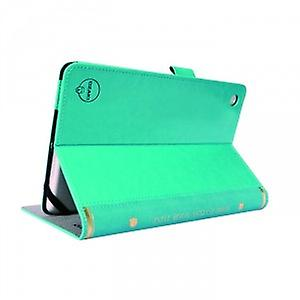 Ozaki wisdom folding cover case iPad mini Music Book light green