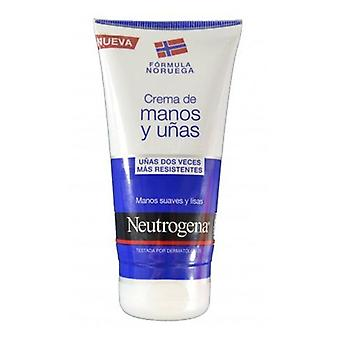Neutrogena Nails Hand Cream 75 Ml (Woman , Makeup , Nails , Treatments)