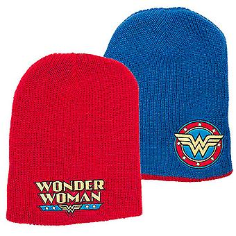 Wonder Woman reversibel Beanie